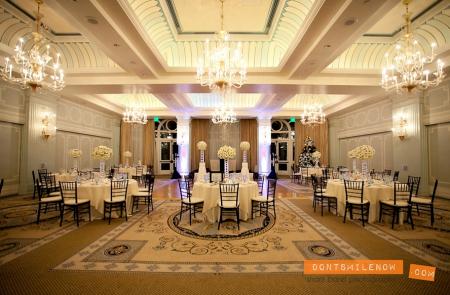 the ballroom at casa del mar