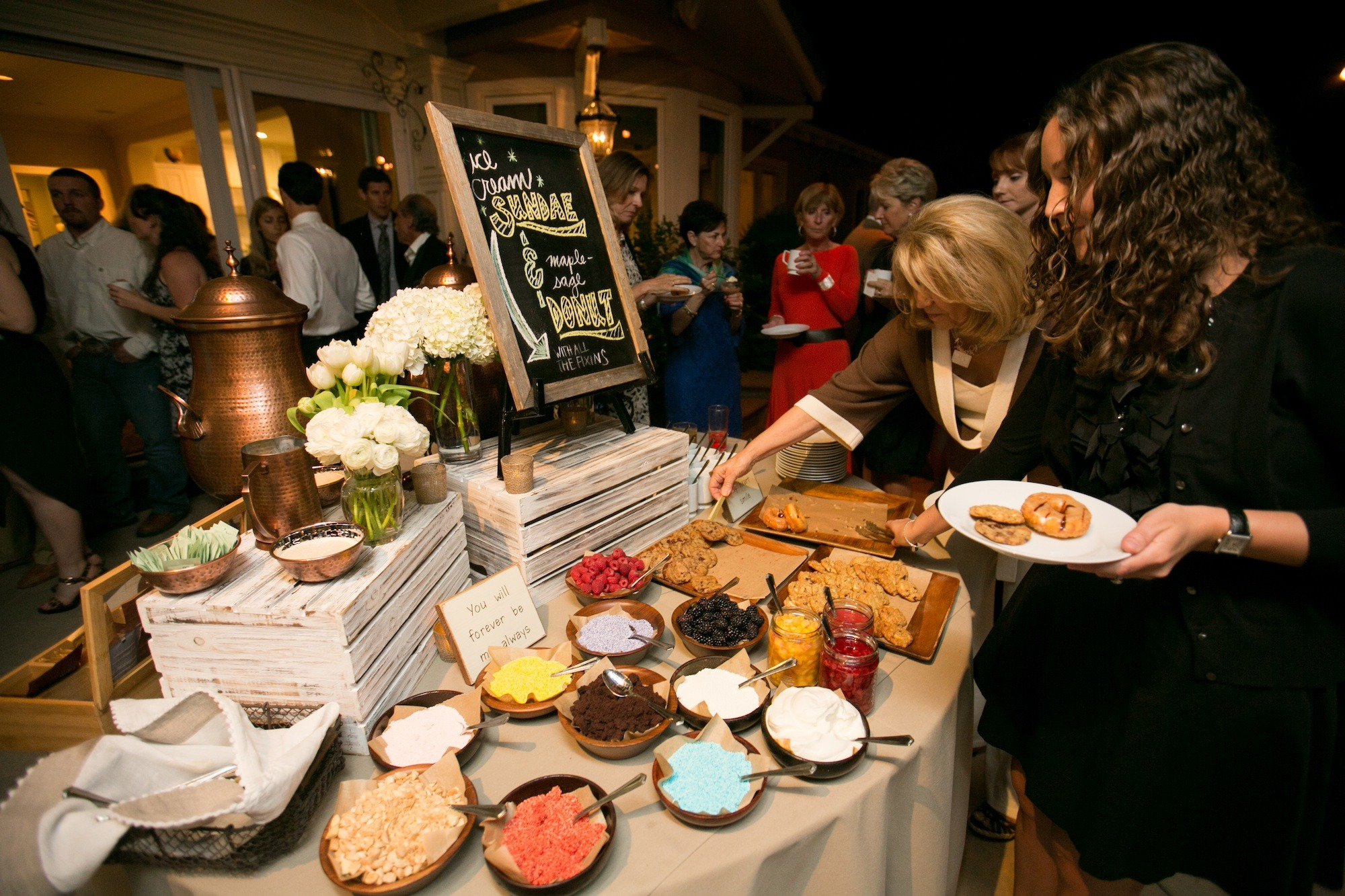 Donut Bar Archives No Worries Event Planning
