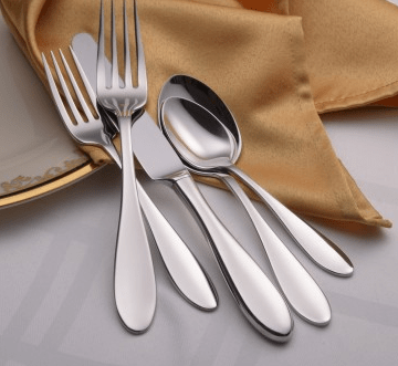 Wedding registry guide silverware china and furniture for Wedding registry for furniture