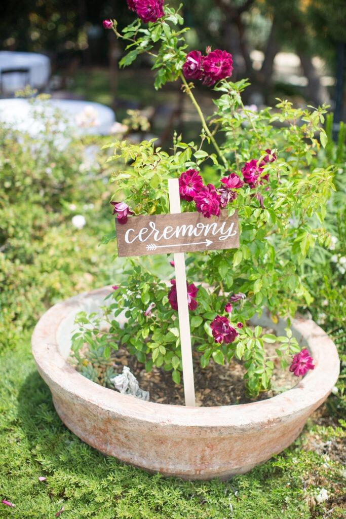 Rancho Del Cielo, rustic wedding, floral decor wedding
