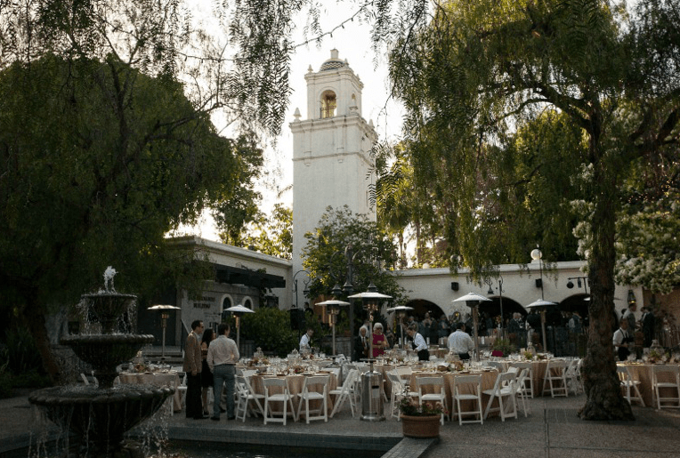 LA River Center LARC State Park weddings