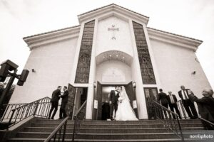 Norris photo los angeles church wedding cost
