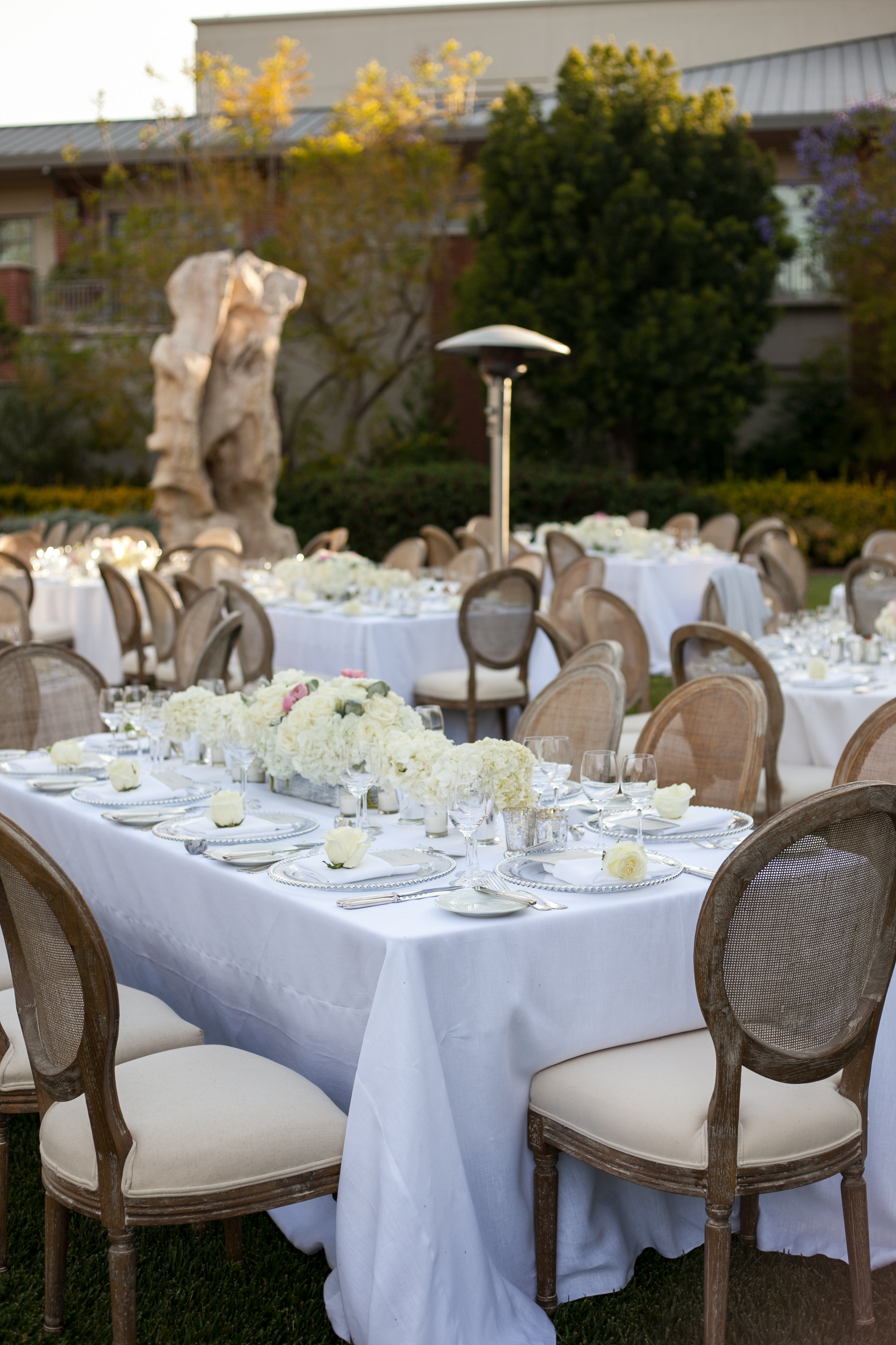 Four seasons westlake draping wedding