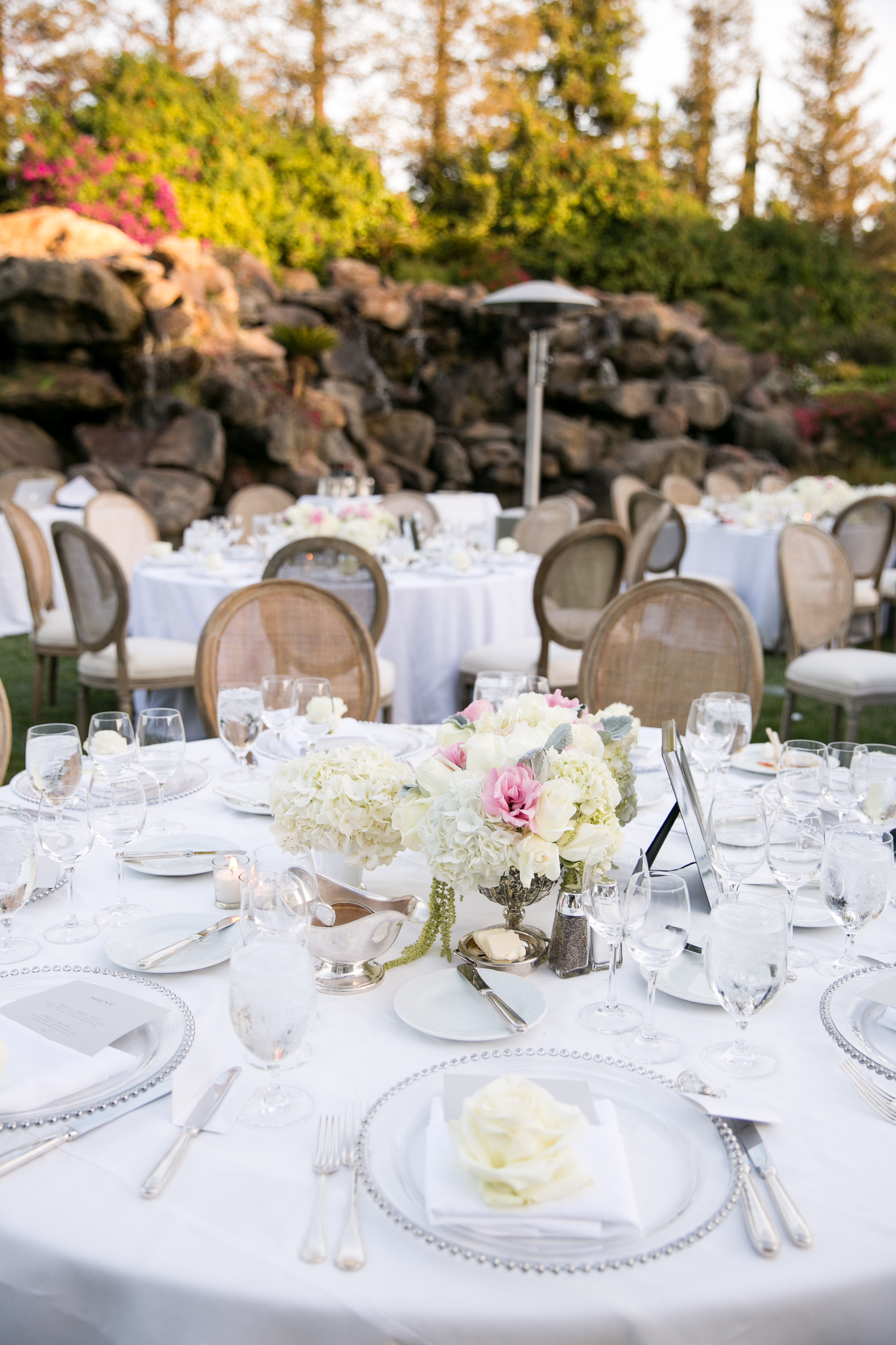 waterfall westlake village wedding