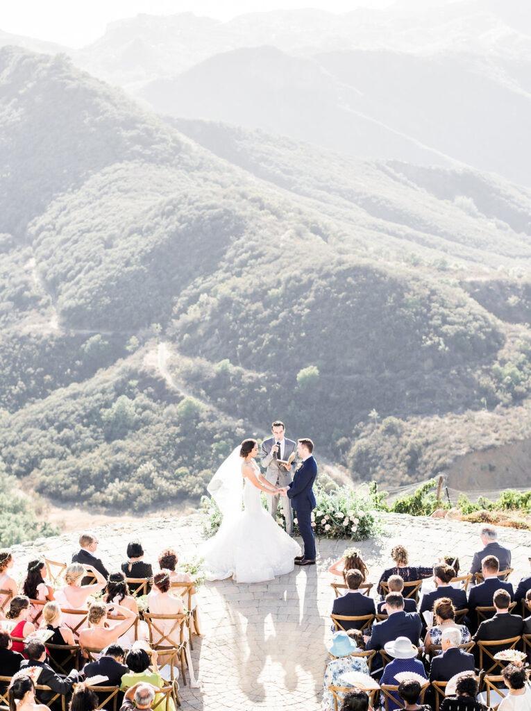 Malibu Rocky Oaks Wedding.A Pretty Pastel Malibu Rocky Oaks Wedding No Worries Event Planning