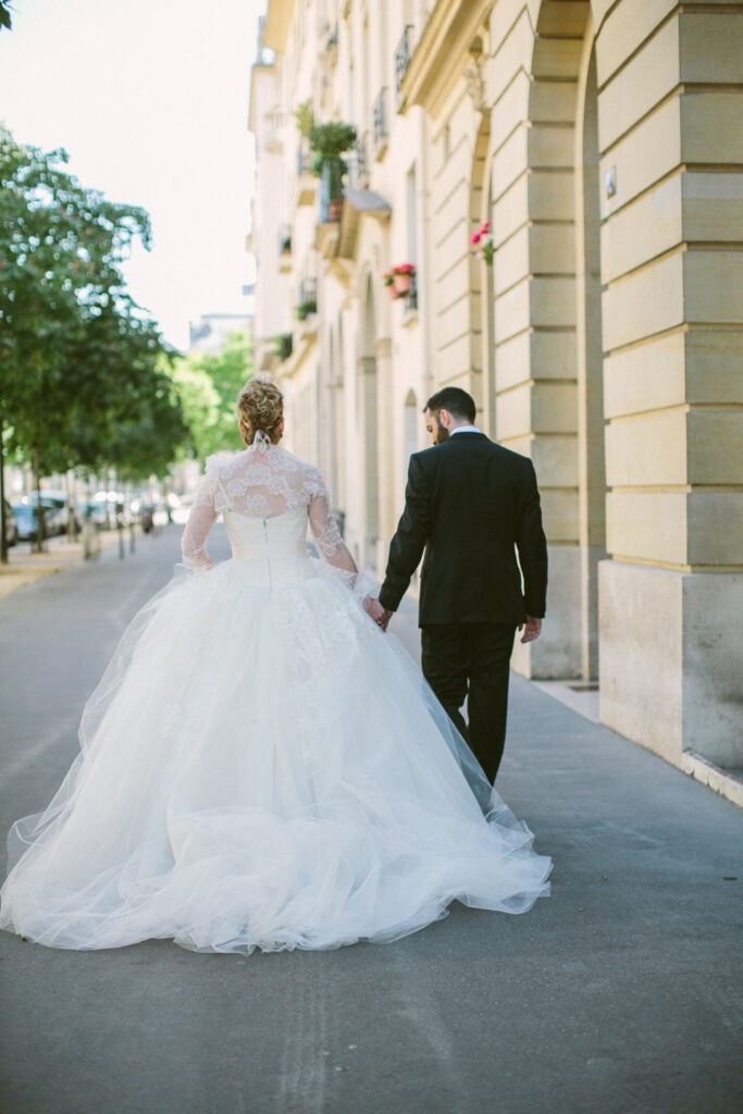 Paris wedding destination planner Blogging