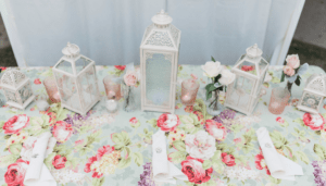 lantern tablescape dee flowers