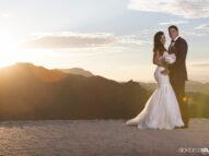 Malibu Rocky Oaks Couple Helipad Weddig